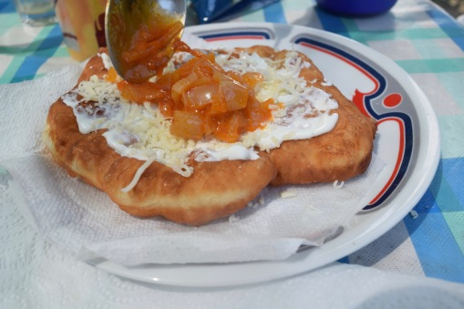 Lángos will change your life, and your bowel movements.